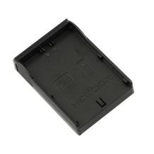 Hedbox Battery Charger Plate for JVC SSL-JVC50, IDX SSL-JVC75 & Swit S-8I50