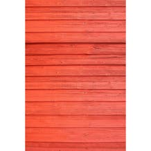 Savage Red Barn Wall Printed Vinyl Backdrop 5x7ft