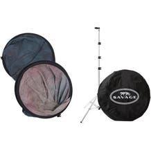 """Savage Collapsible Stand Kit (60 x 72"""", Indigo Nights)"""