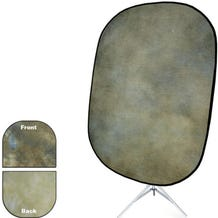 "Savage Collapsible Stand Kit (60 x 72"", Lakeside)"