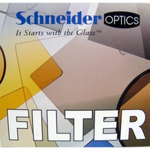 "Schneider Optics 4.5"" Neutral Density (ND) 0.15 Camera Filter"