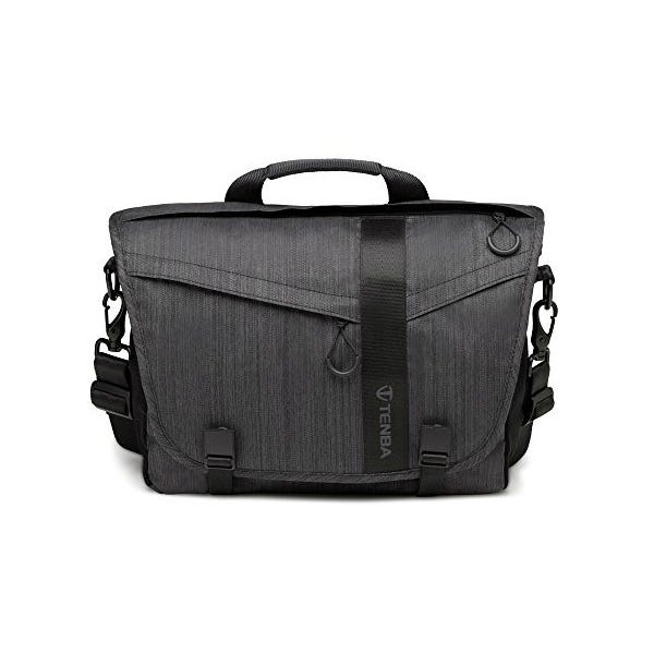 Tenba DNA 11 Messenger Bag - Graphite