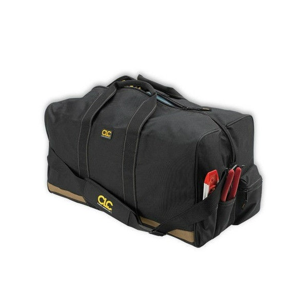 """CLC 24"""" All Purpose Construction Gear Bag w/ Outside Pockets"""
