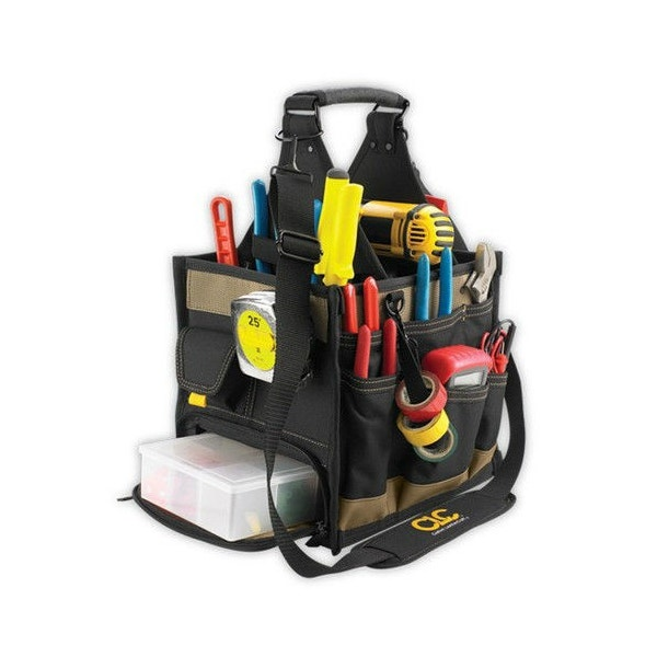 CLC 22 Pocket Large Electrical and Maintenance Tool Carrier