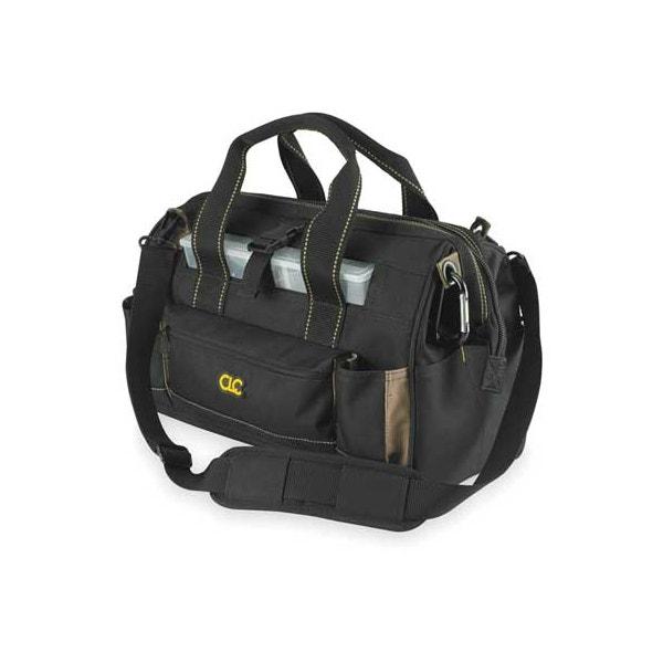 "CLC Work Gear 16"" Tote Bag w/ Top Plastic Tray"