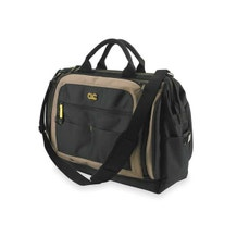 """CLC 18"""" 50 Pockets Multi-Compartment Tool Carrier"""