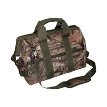 "Bucket Boss 16"" Camo Gatemouth Tool Bag"