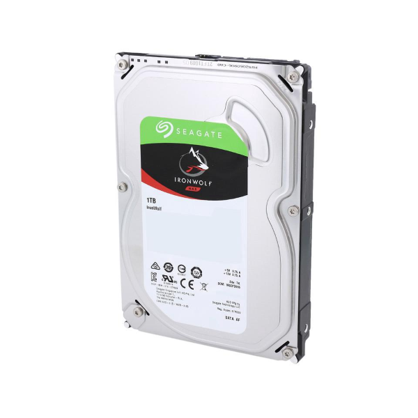 Seagate 1TB IronWolf NAS SATA 6Gb/s Internal Hard Drive