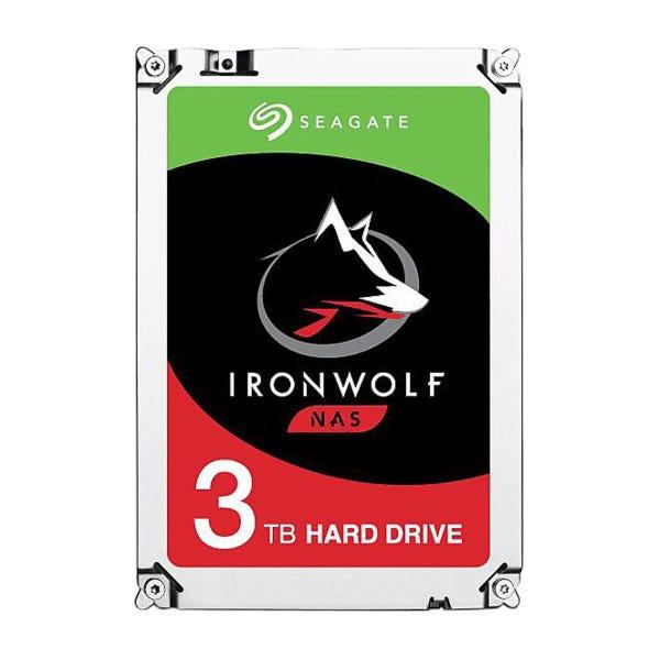 Seagate 3TB IronWolf NAS SATA 6Gb/s Internal Hard Drive