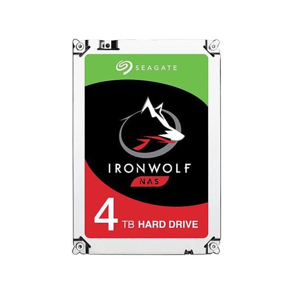 Seagate 4TB IronWolf NAS SATA 6Gb/s Internal Hard Drive