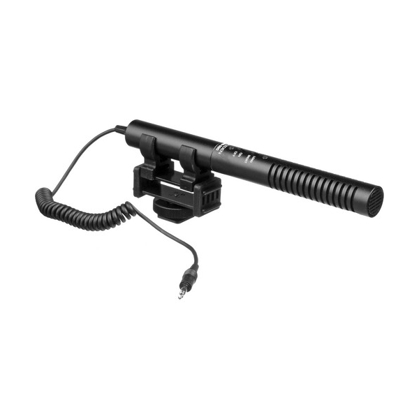 Azden SGM-990 Supercardioid / omni Shotgun Mic w/2-Position Switch