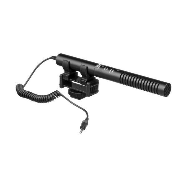 Azden SGM-990+I Supercardioid / omni Shotgun Mic w/2-Position Switch