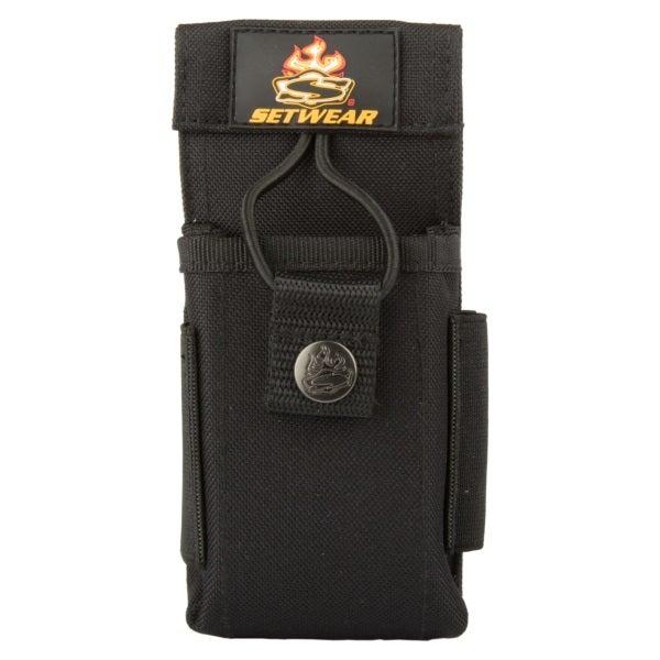 Setwear SW-05-529 Radio Pouch w/ Belt Loop