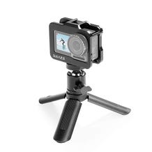 SHAPE Cage With Selfie Grip Tripod For The DJI Osmo Action Camera