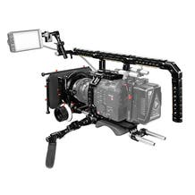 SHAPE Canon C500 Mark II Complete Shoulder Rig Kit