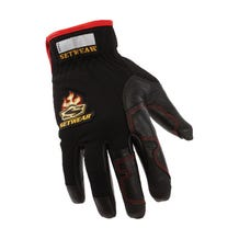 Setwear Black Hot Hands Gloves - X-Small