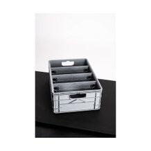 SidioCrate Half Size - Gray