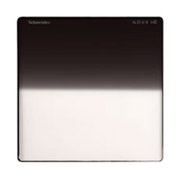 "Schneider Optics 5.65 x 5.65"" Neutral Density (ND) 0.9 Graduated Hard Edge Filter"