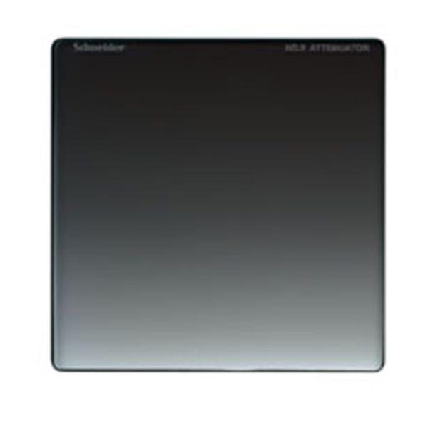 "Schneider Optics 6.6 x 6.6"" Neutral Density (ND) 0.9 Attenuator Filter"