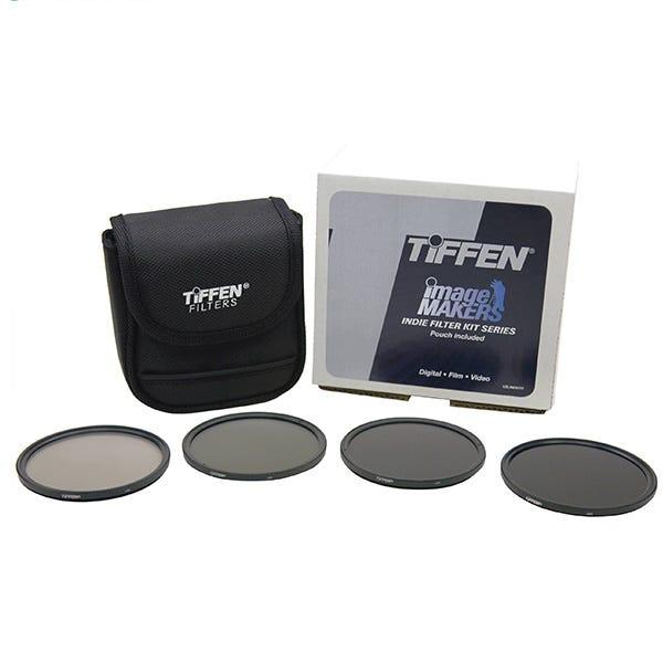 Tiffen 77mm Indie Standard IRND 0.3-1.2 Filter Kit