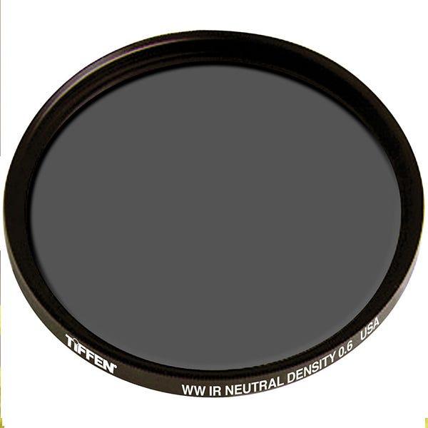 """Tiffen 4.5"""" Round IRND 0.6 Filter"""