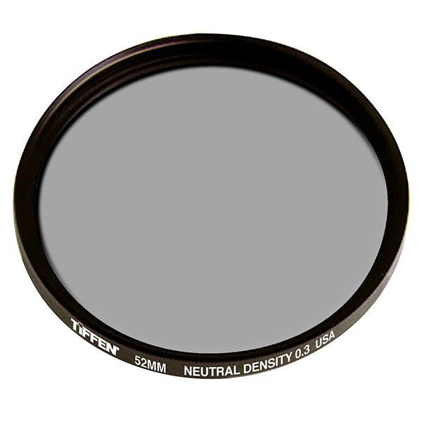 Tiffen 52mm Neutral Density (ND) 0.3 Filter