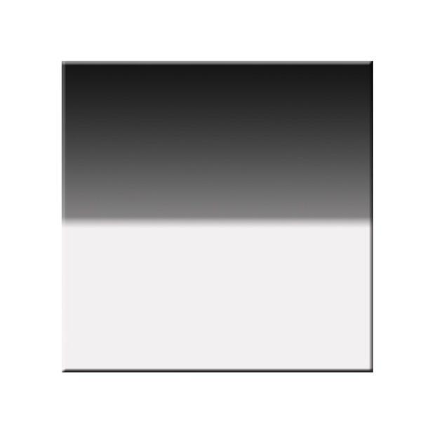 "Tiffen 6.6 x 6.6"" Hard Edge Graduated Neutral Density (ND) 1.2 Filter"