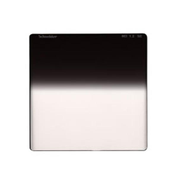 "Schneider Optics 4 x 4"" Graduated Neutral Density (ND) 1.2 Water-White Glass Filter - Soft Edge"