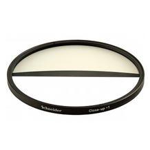 Schneider Optics 138mm Water White +1 Split-Field Diopter Lens (Close-up Filter)