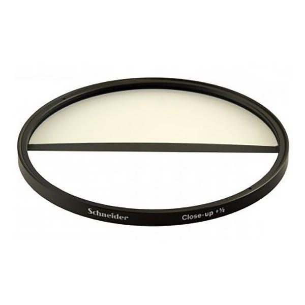 Schneider Optics 138mm Water White +1/2 Split-Field Diopter Lens (Close-up Filter)