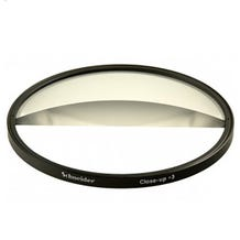 Schneider Optics 138mm Water White +3 Split-Field Diopter Lens (Close-up Filter)