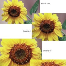 """Tiffen 4.5"""" Round Close-up +3 Lens"""