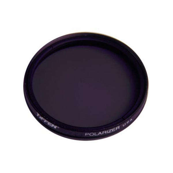 "Tiffen 4.5"" Round Drop-In Linear Polarizing Filter"
