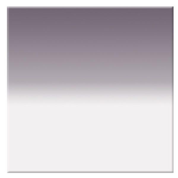 "Tiffen 4 x 4"" Soft Edge Graduated Neutral Density (ND) 0.3 Filter"