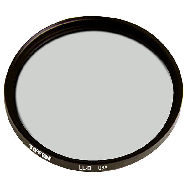 Tiffen 138mm Low Light Dispersion Glass Filter