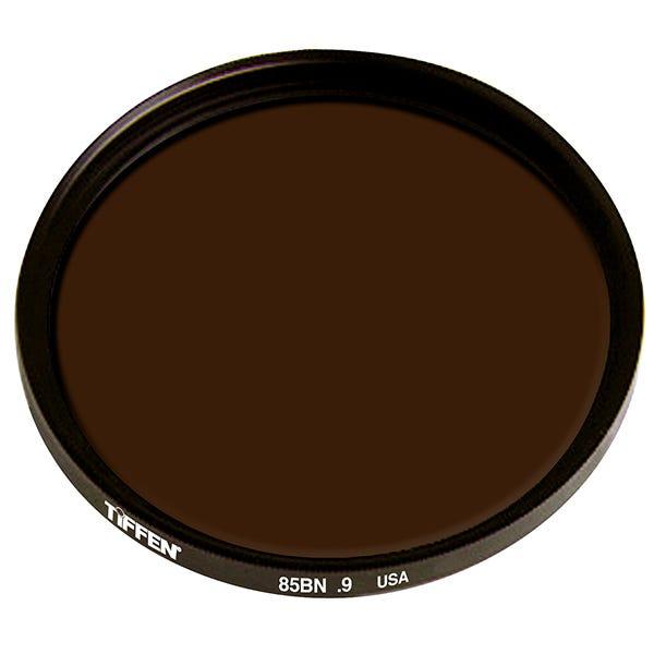 "Tiffen 4.5"" 85B Neutral Density (ND) 0.9 Glass Filter"