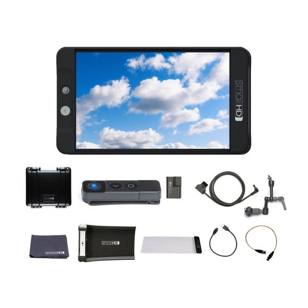 "SmallHD 701 Lite HDMI 7"" Monitor Kit - OPEN BOX"