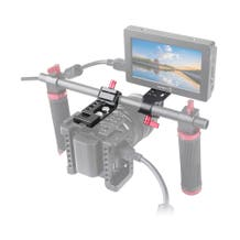 SmallRig Mini Mounting Plate with Single 15mm Rod Clamp