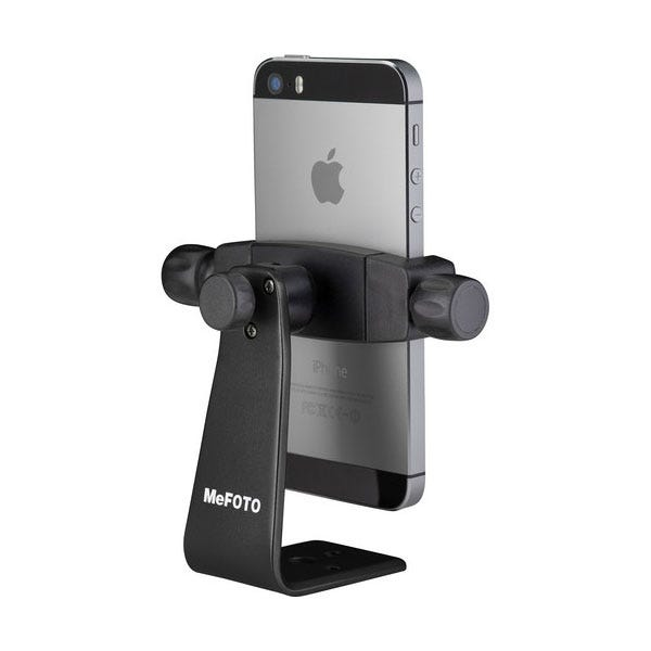MeFOTO SideKick360 Smartphone Tripod Adapter - Black