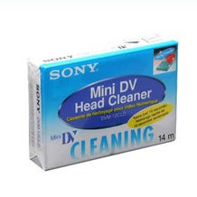 Sony Mini DV Head Cleaner Tape. DVM-12CLD - DISCONTINUED