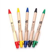 SOC Logo Ballpoint Pen with Black Ink (Various Colors)