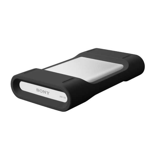 Sony 1TB Professional External USB Rugged Hard Drive with Thunderbolt