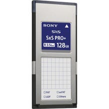 Sony 128GB SxS PRO+C Series Memory Card