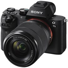 Sony Alpha a7 II Mirrorless w/ FE 28-70mm f/3.5-5.6 OSS Lens