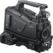 Sony PXW-Z450 4K UHD Shoulder Professional Video Camcorder