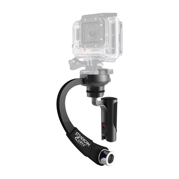 Steadicam Curve for GoPro HERO Action Cameras - Black