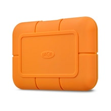 LaCie 2TB Rugged SSD USB-C External Drive