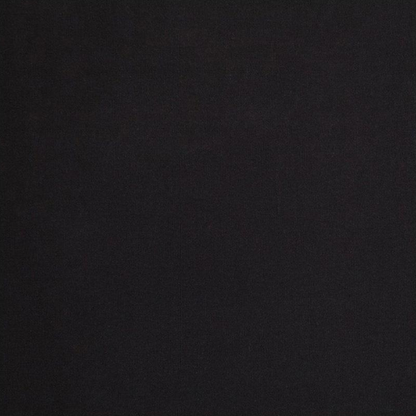 Studio Assets Black 8 x 8' Muslin Backdrop for PXB X-Frame Background System