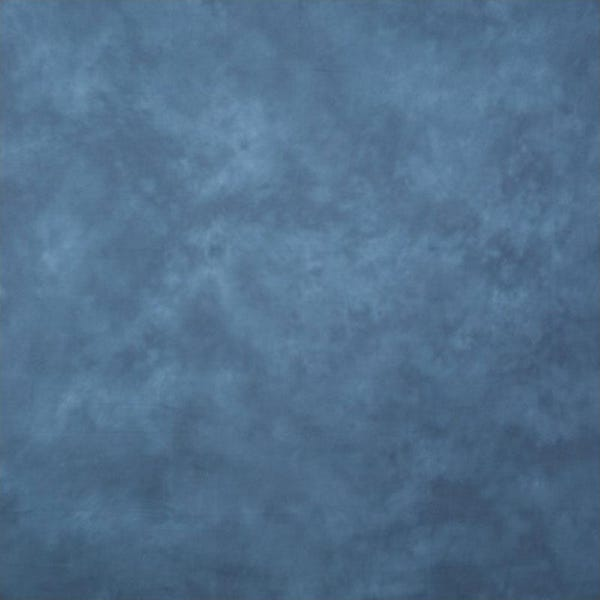 Studio Assets Executive Blue 8 x 8' Muslin Backdrop for PXB X-Frame Background System
