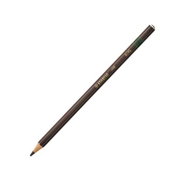 Stabilo Pencil Crayon (Grease Pencil) - Brown